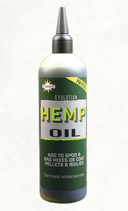 Dynamite Baits Evolution Oils Атрактант Hemp