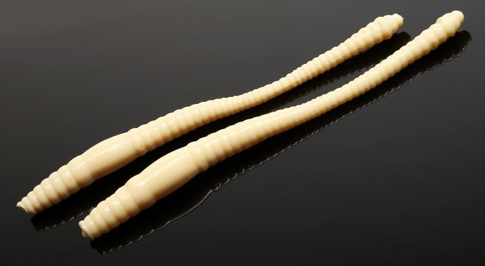 Libra Lures DYING WORM 70 Силиконова примамка червей 005 Cheese (вкус Рак)