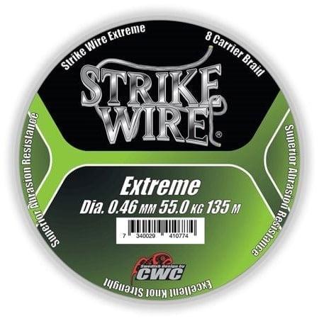 Strike Pro STRIKE WIRE 135m Влакно 0.10 Moss Green