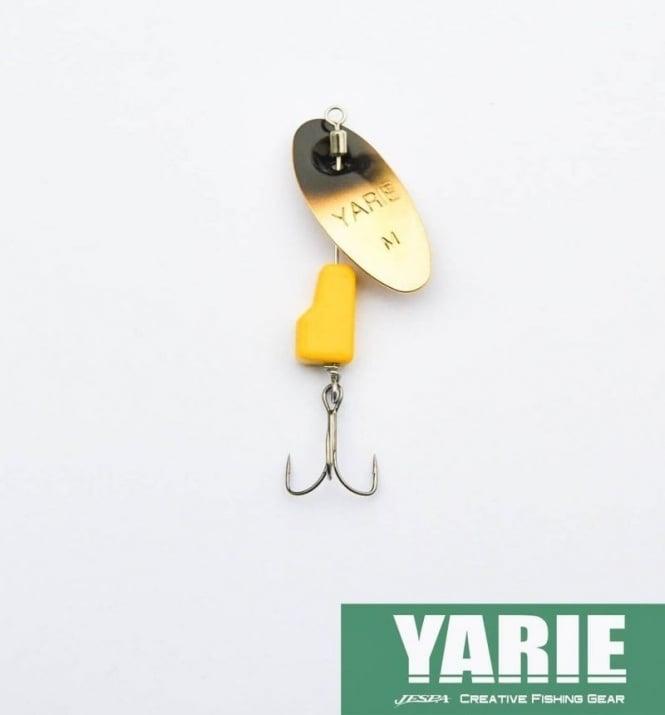 Yarie 672 Blender 2.1 гр. Блесна въртяща SP 4