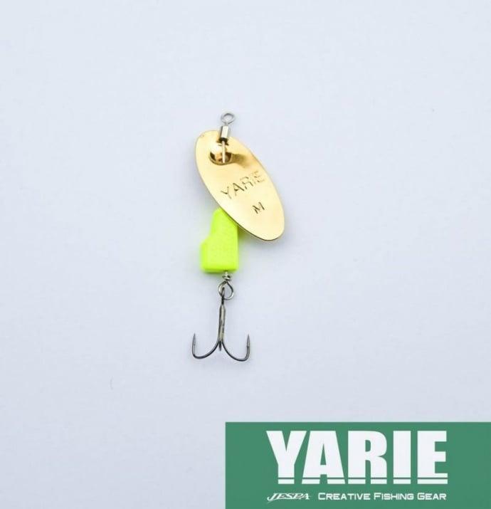 Yarie 672 Blender 2.1 гр. Блесна въртяща SP5