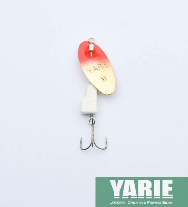Yarie 672 Blender 2.1 гр. Блесна въртяща SP2