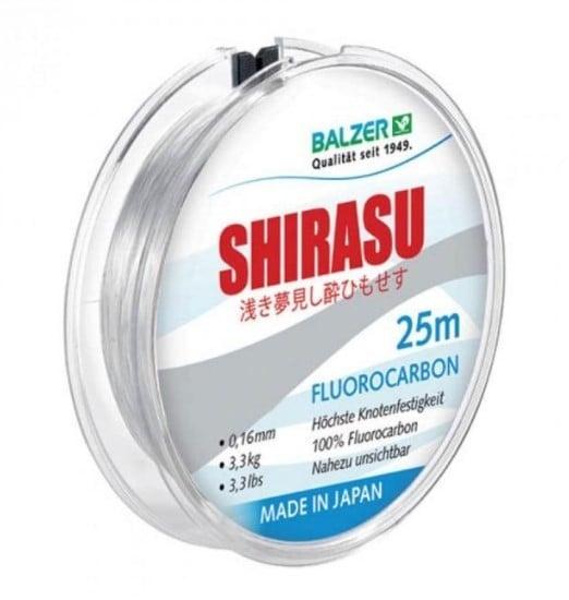 Balzer SHIRASU FLUROCARBON 25M Влакно за повод
