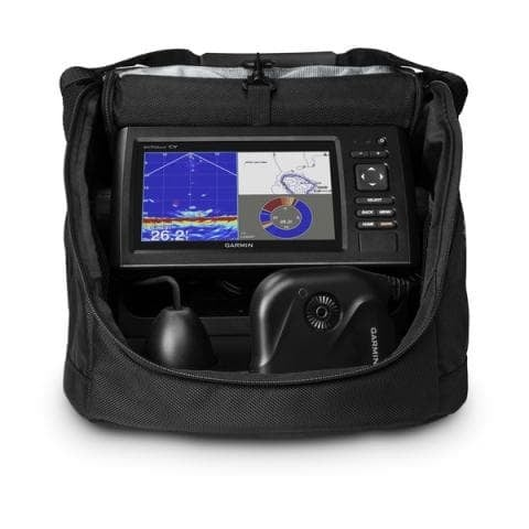Garmin Panoptix и echoMAP™ CHIRP 72cv Сонар за риболов на лед