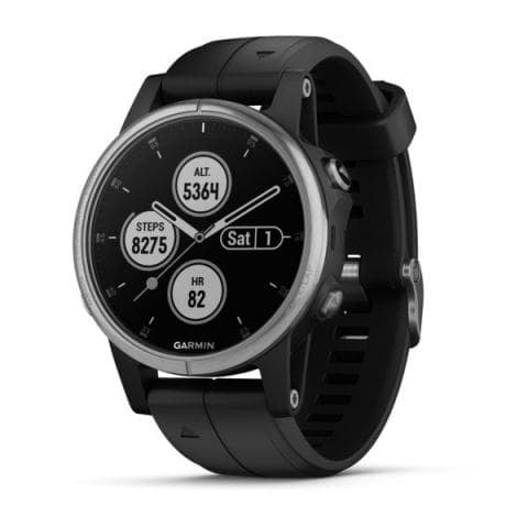 Garmin Fēnix® 5S Plus Мултиспорт GPS смарт часовник