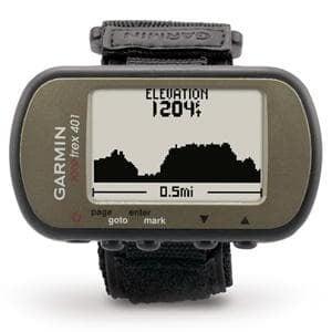 Garmin Foretrex® 401 Ръчен GPS приемник