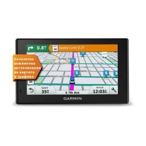 Garmin DriveAssist™ 50LMT EU Подробна навигация с вградена камера
