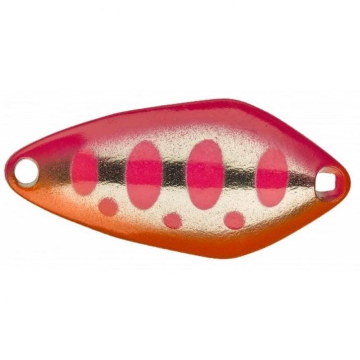 ILLEX APEED 2.7G Блесна клатушка PINK YAMAME/FLUO PINK