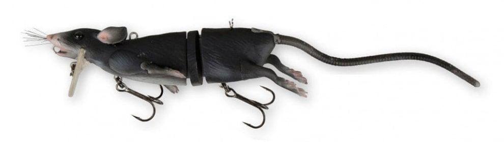 Savage Gear 3D Rat (Rad) Плъх SG53737 (Black)