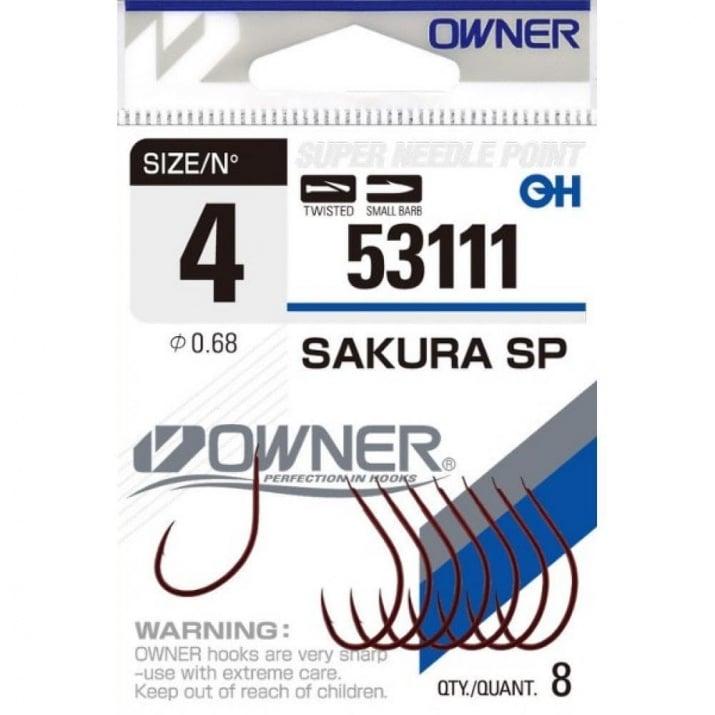 Owner Sakura-SP 53111 Единична кука