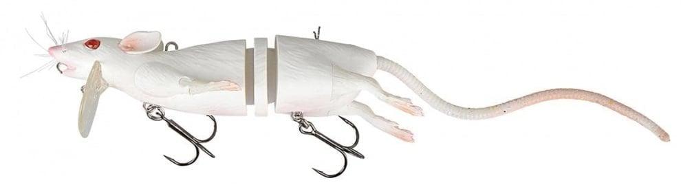 Savage Gear 3D Rat (Rad) Плъх SG53738 (White)