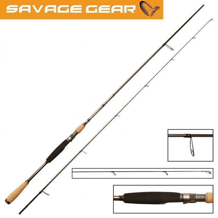 Savage Gear Bushwhacker Спининг въдица