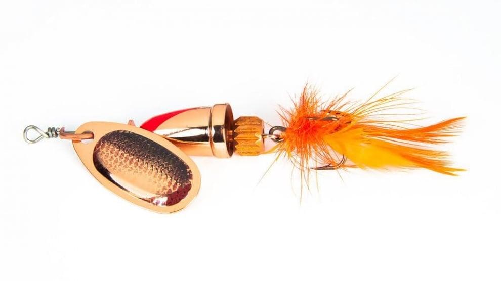 Strike Pro SN-05C Jingle Bell Въртяща блесна риболов