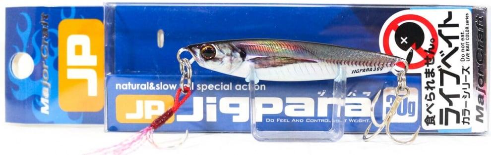 Major Craft Jigpara S-30 LIVE JPS-30L Пилкер #82 LIVE AJI