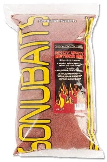 Sonubaits Sonu Spicy Meaty Method Mix Захранка