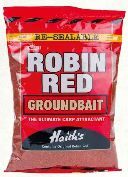 Dynamite Baits Robin Red Groundbait Захранка