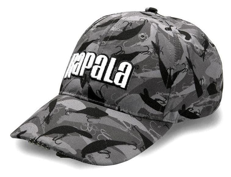 Rapala Pro Wear lighted (LED) Cap Black Шапка