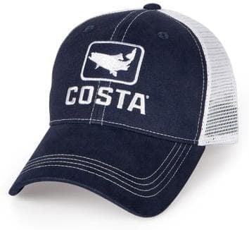 Costa XL Trout Trucker Hat Шапка