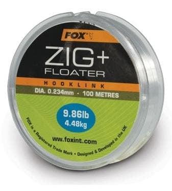 Fox Zig Floater Line Влакно повод