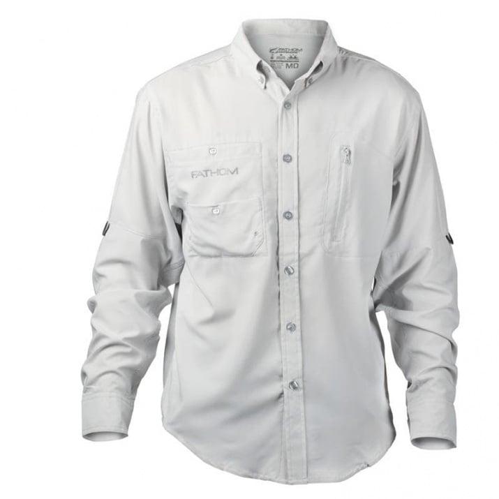 Fathom Ocean Comfort Guide Shirt LS Риза