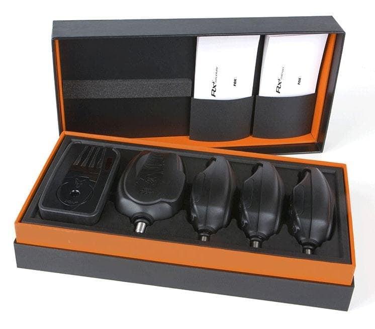 Fox RX+ Micron 4 rod set Комплект аларми