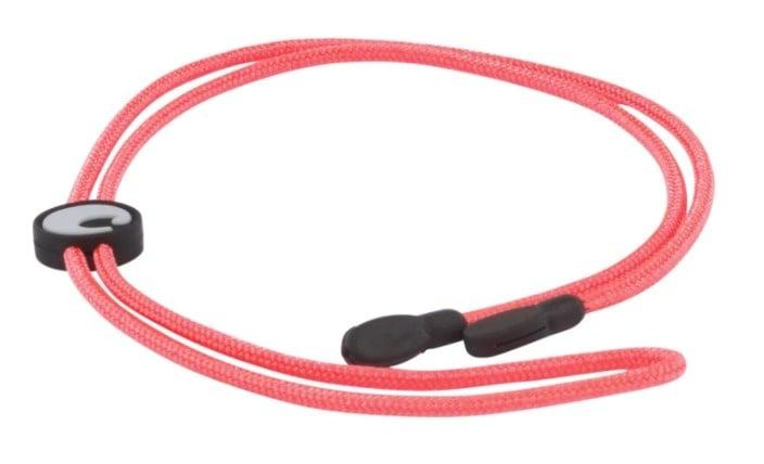 Costa Връзка за очила плетена Червена
