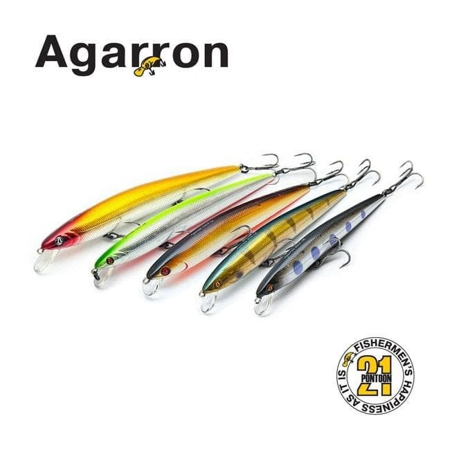 Pontoon 21 Agarron 80SF-SR Воблер