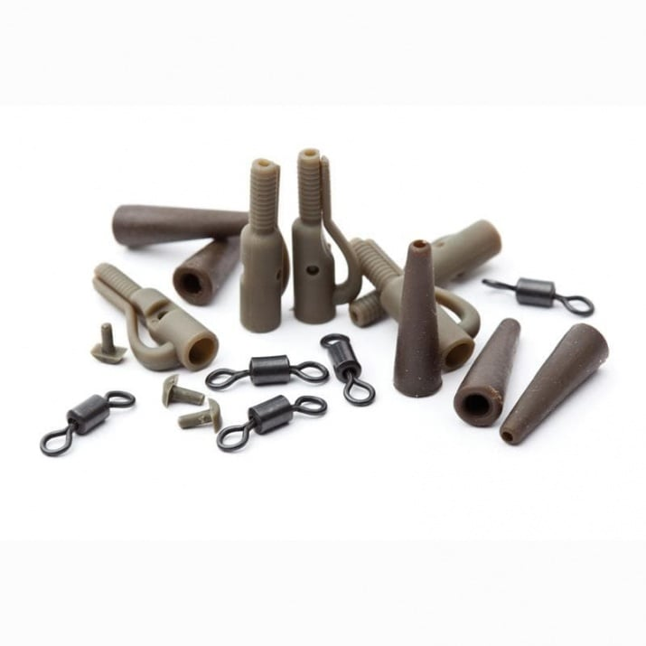 Atemi SAFETY LEAD CLIPS 5PCS - /712-00011 / Клипс за олово с вирбел