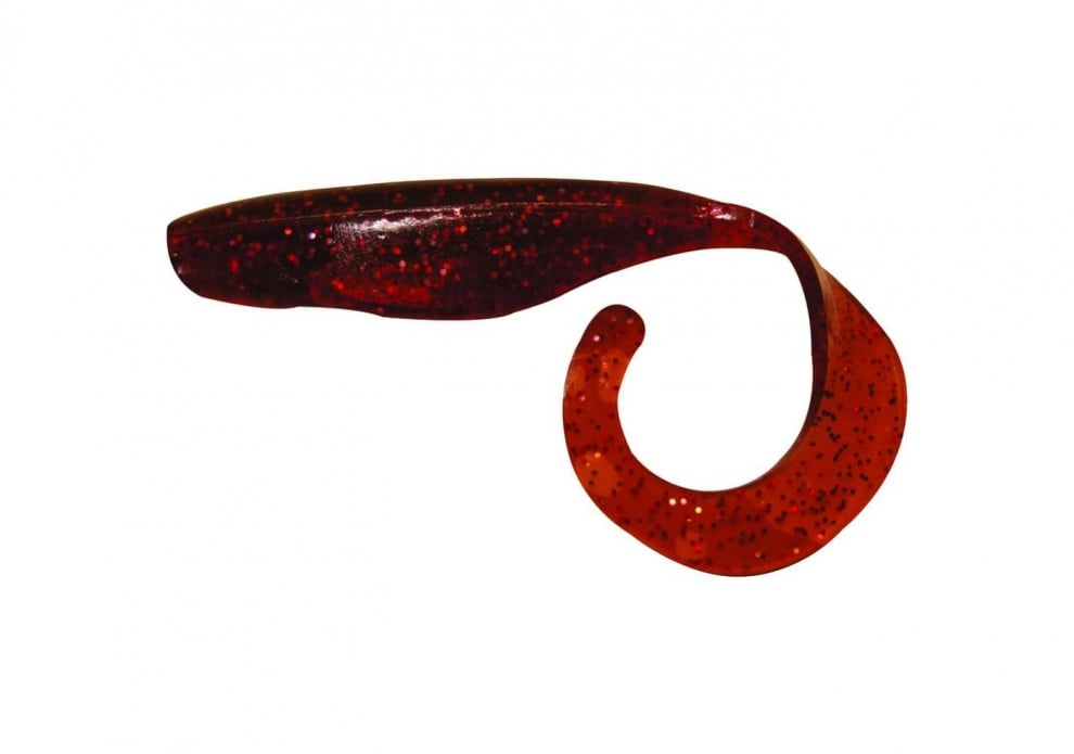 Bass Assassin Curly Shad 10см Главна