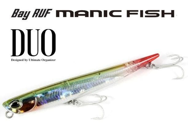 DUO Bay Ruf Manic Fish 88 Воблер