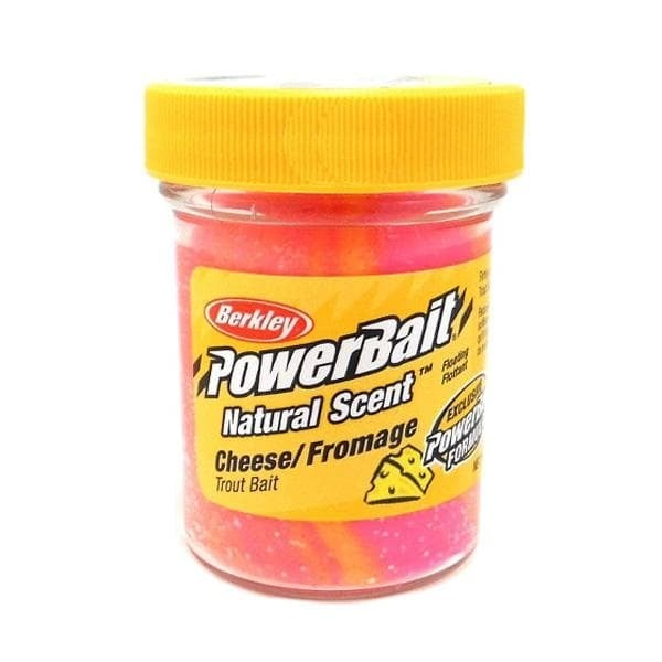 Berkley PB - Natural Scent Troutbait - Cheese Sherbet - /BGTCHSSB/ 1376754