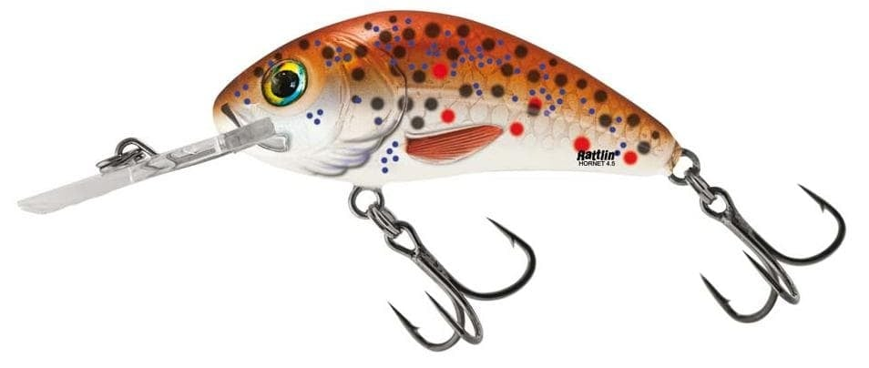 Salmo Rattlin' Hornet Floating Воблер RCD BHT