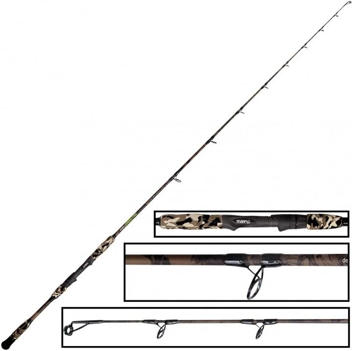 Black Cat Wild Catz Vertical 100-220g Въдица