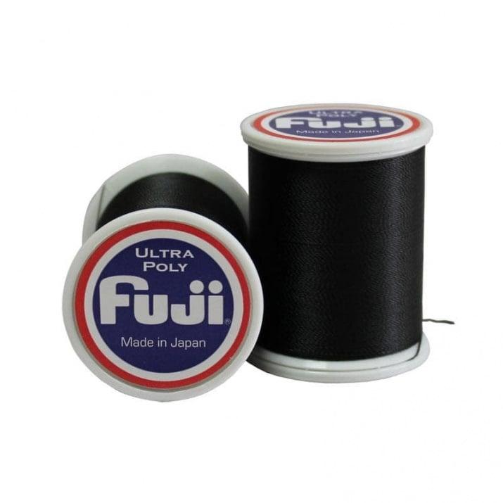 Black FUJI ultra poly thread