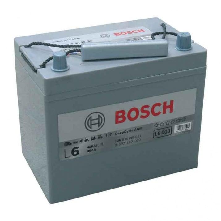 Сух акумулатор L6 Bosch
