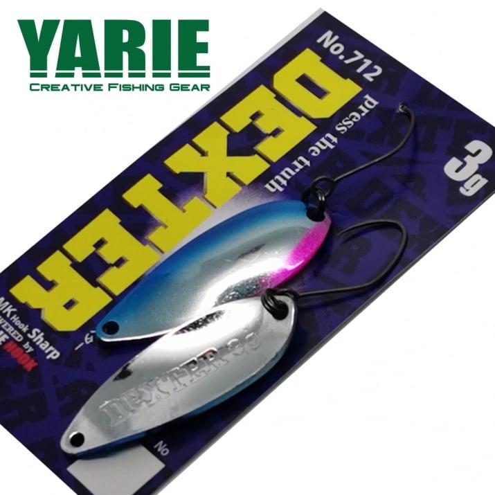 Yarie 712 Dexter 3.0g Блесна BS-9