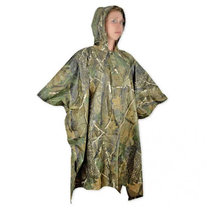 Carp Zoom HIGH-Q rain poncho Дъждобран