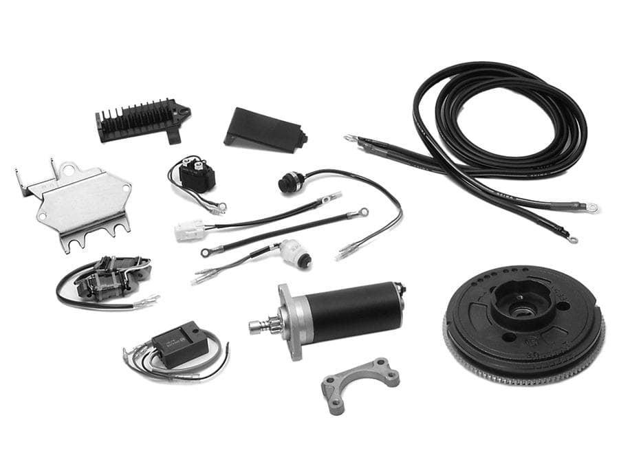 Conversion kit 8M0069693 Преобразувател за ел. старт