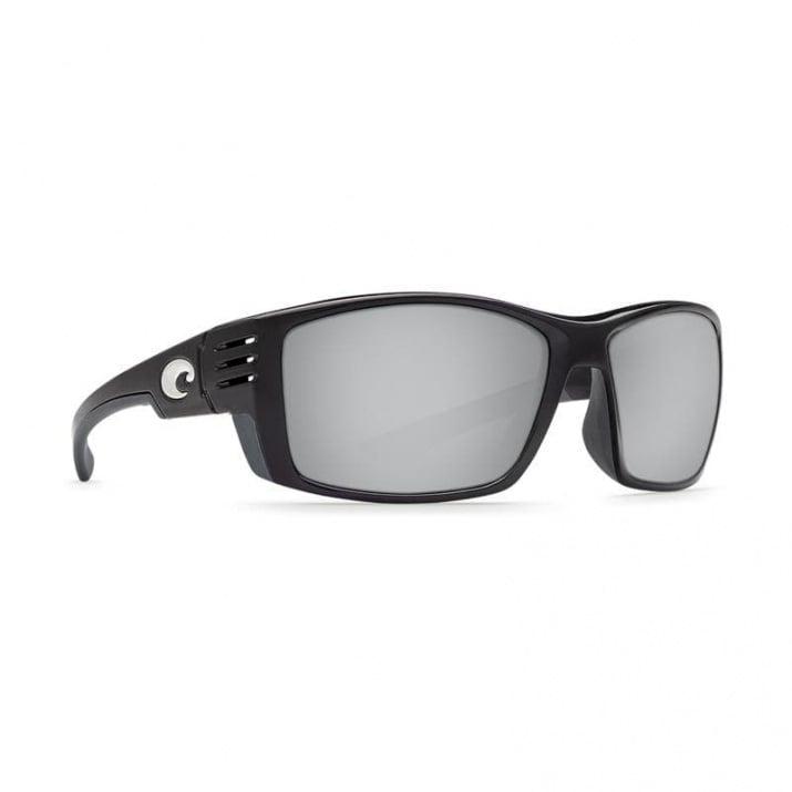 Costa Cortez Shiny Black /Silver Mirror Очила