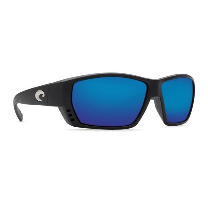 Costa - Tuna Alley - Matte Black /Blue Mirror 580P Очила