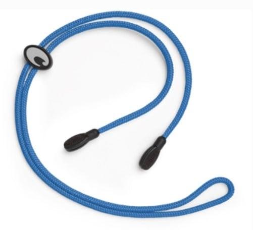 Costa Връзка за очила плетена Синя