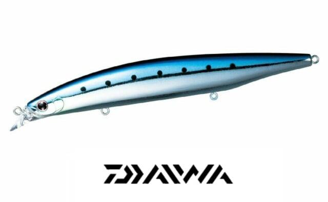 Daiwa Shoreline Shiner Z Vertice 140F Воблер