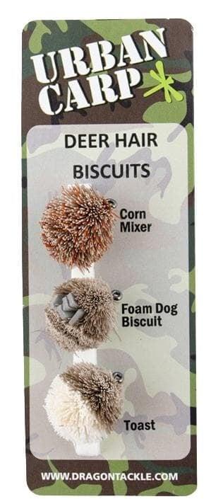 Deer Hair Biscuits Мухи комплект