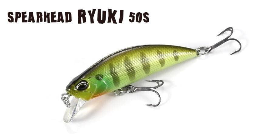 DUO SPEARHEAD RYUKI 50S Воблер