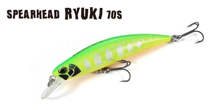 DUO SPEARHEAD RYUKI 70S Главна