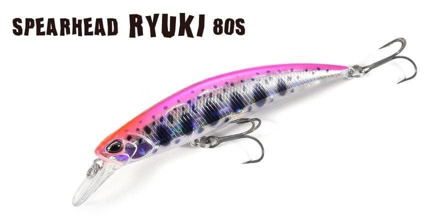DUO SPEARHEAD RYUKI 80S Главна
