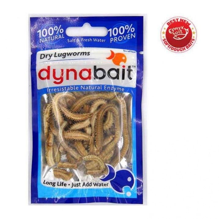 Dynabait Freeze Dried Lug/Rag worms Естествена примамка