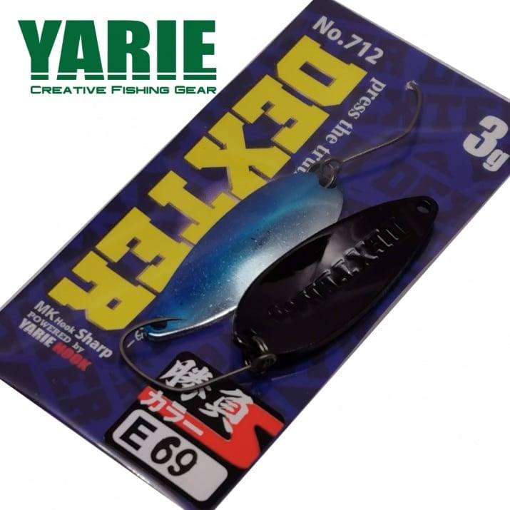 Yarie 712 Dexter 3.0g Блесна E69