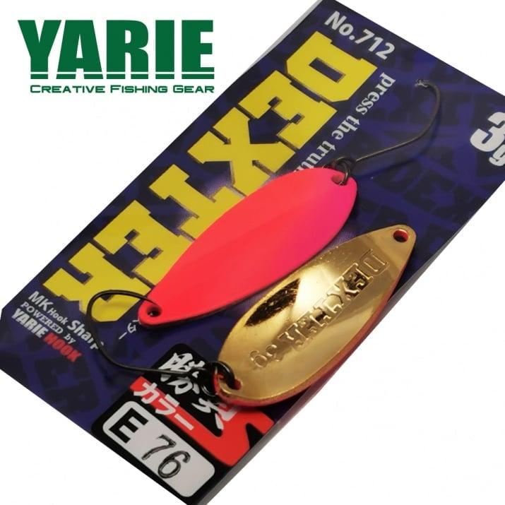 Yarie 712 Dexter 3.0g Блесна E76