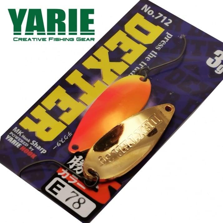 Yarie 712 Dexter 3.0g Блесна E78